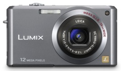 Camera Digital Panasonic Lumix DMC FX100
