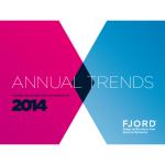 2014年のサービスデザイントレンド by FJORD