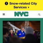 NYC(ニューヨーク市)と東京都のWebサイトを比べて愕然とした。