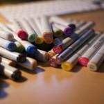 デザイナー心をくすぐるアプリ「COPIC Collection」で学生時代を思い出すの巻