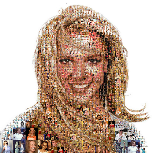 Photo mozaic
