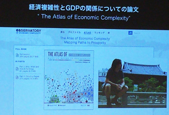経済複雑性