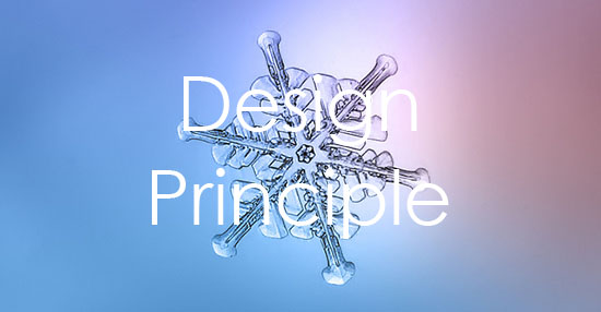 Design principle catch