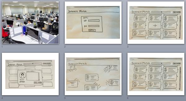 Paperprototypes
